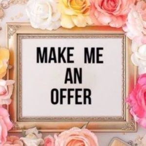 Other - Reasonable offers considered